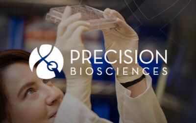 Precision BioSciences Raises $110M to Advance ARCUS Genome Editing Programs